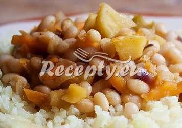 Fazole s rýží Luštěniny