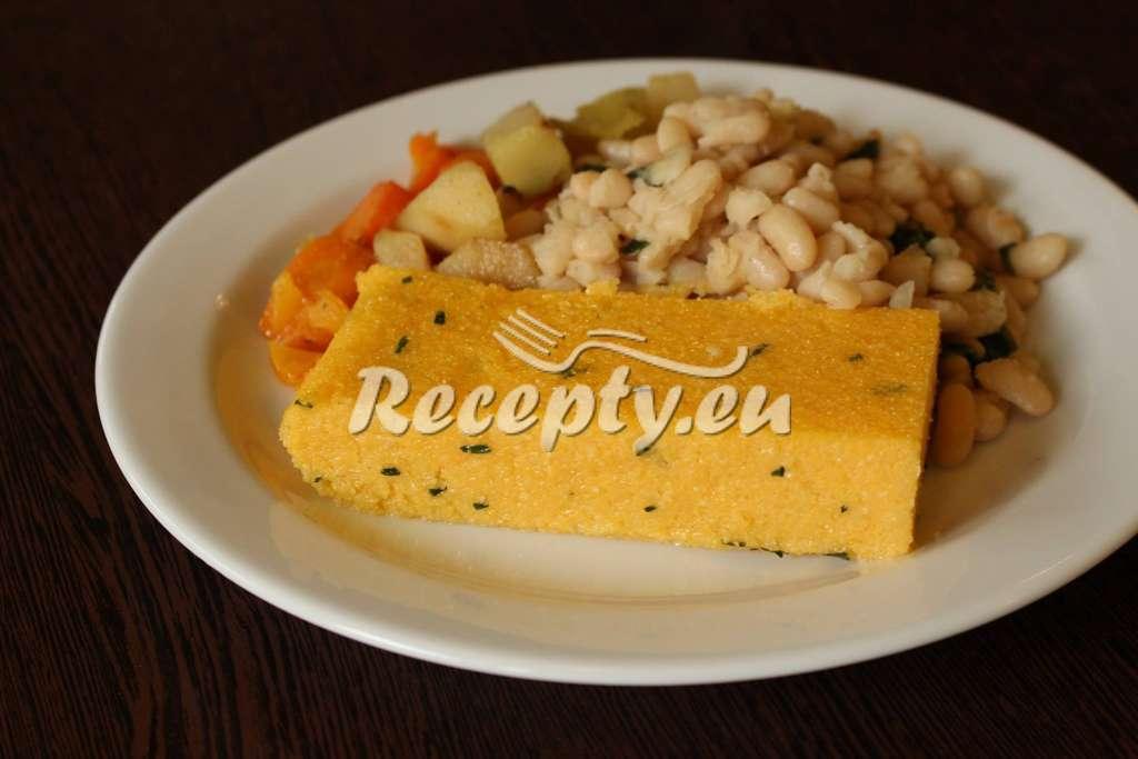 Velké bílé fazole na italský způsob